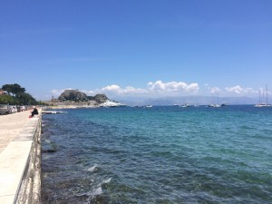 Corfu island Greece for your eyes only