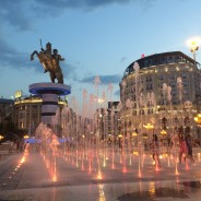 Skopje: A City with Two Sides