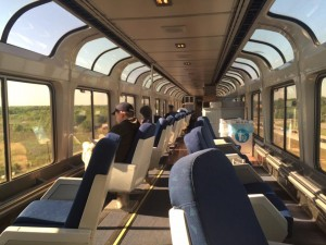 Amtrak Sightseer