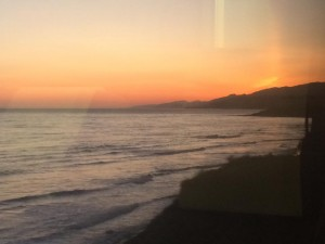 Pacific Surfliner Amtrak
