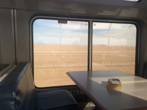 US Desert Amtrak