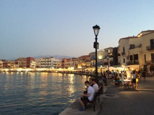 Chania Greece Crete