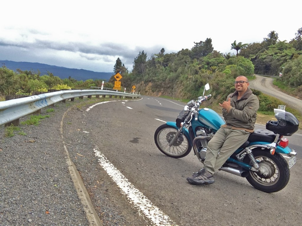 Motorcycle Diaries, New Zealand