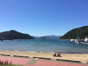 Picton Foreshore Summer